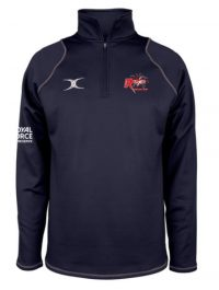 Q2FLNAV-ripon-rockets-netball-club-1/4-zip-quest-fleece-main