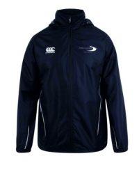 QE78 3645-stratford-upon-avon-college-sport-jnr-ccc-full-zip-rain-jacket-main